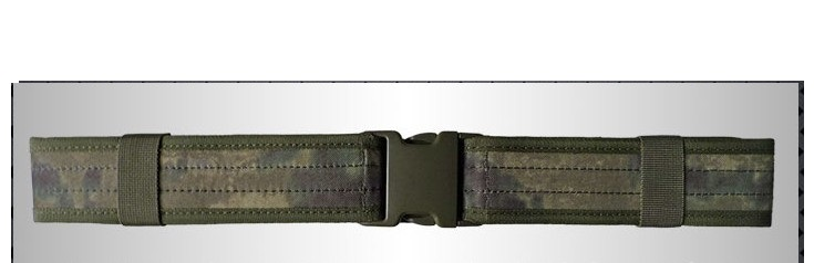 Compat Airsoft Men Belt Tactical Waist Belt For Man and Women