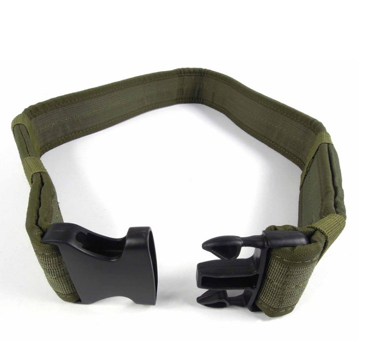 "Fashion Men Belt 2"" For Tactical Waist Belt Band Green"