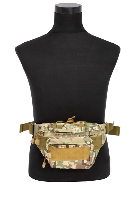 Military Cycling Climbing Chest Packbags Sports Shoulder Bags CP
