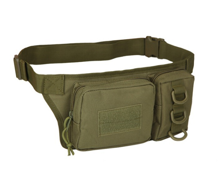 Newest Sport Tactical Waist Packbags Hunting Pack Green
