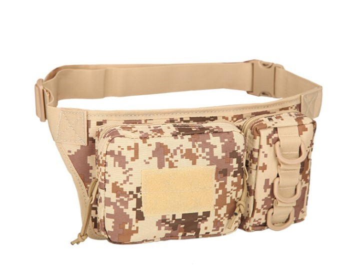 Newest Sport Tactical Waist Packbags Hunting Pack SMSM