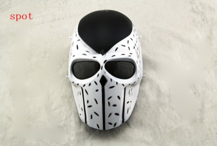 The Camouflage Ghost DeathGrim Reaper Mask Skull Mask BD