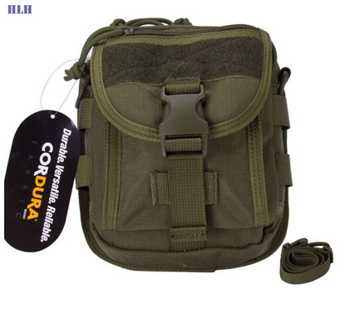 Medical Army Bag Tactical Molle Multi-Functional Bags Green