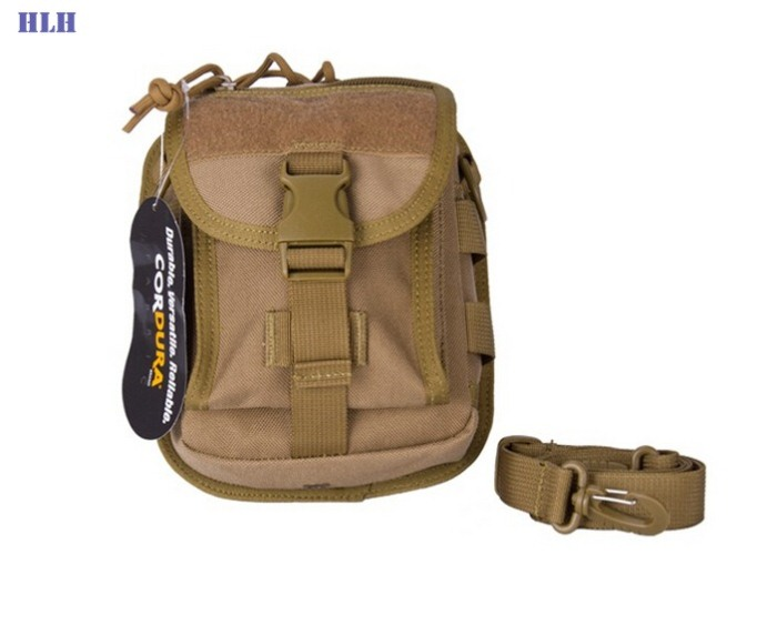 Medical Army Bag Tactical Molle Multi-Functional Bags Tan