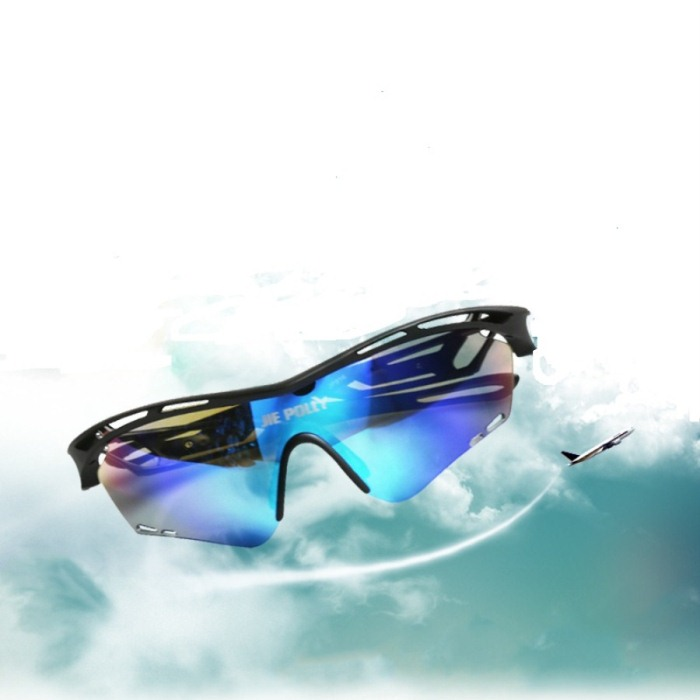 New Tactical CS Protective Outdoor Mountaineering Glasses