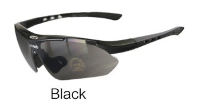 Cycling Glasses CS games Bicycle Sunglasses Black