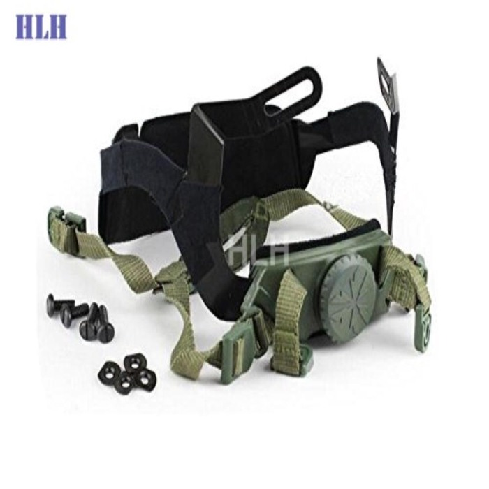 Tactical Fast Helmet Strap Airsoft Protective Belt