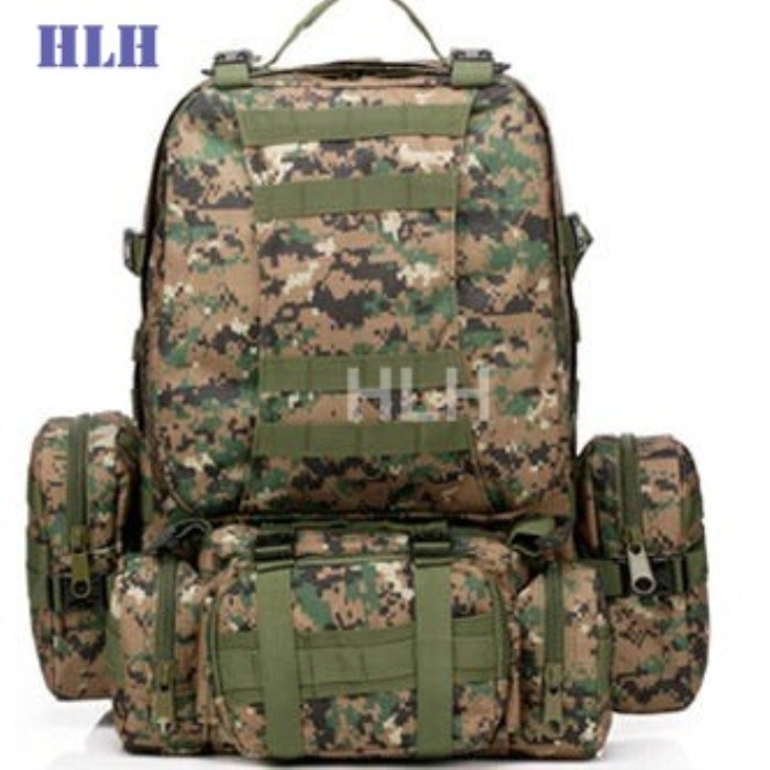 Tactical Bags Men Outdoor Casual PackBags Fashion Male Shoulder Bag