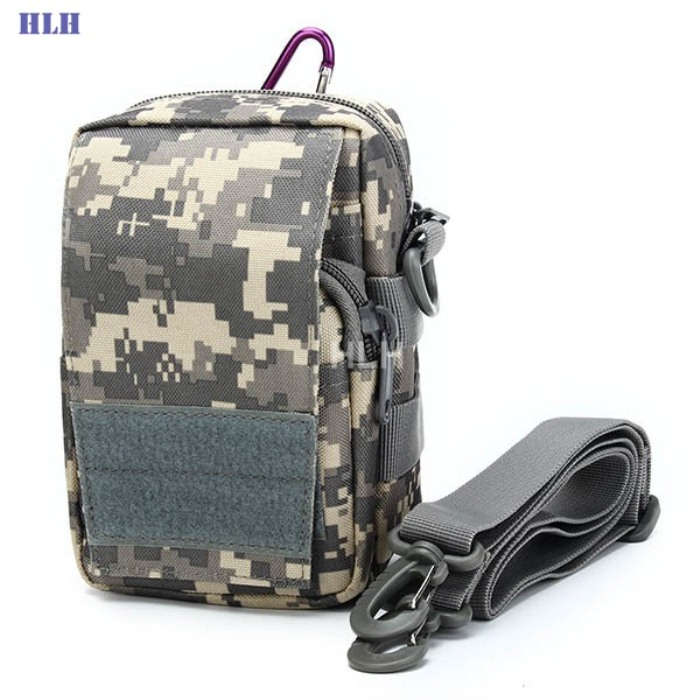 Tactical Big Capacity Shoulder Packbag For Hiking and Hunting