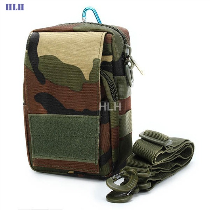 Paintball Hunting Packbag Tactical Nylon Shoulder Bags High Quality