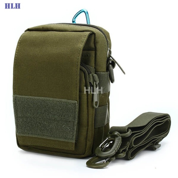 Tactical Military Shoulder Packbag Hunting Bags Green