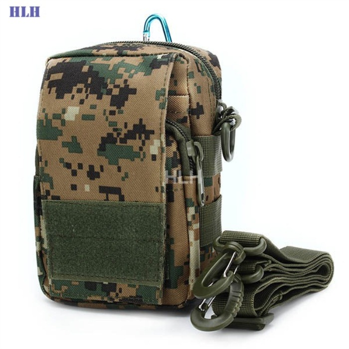 Tactical Messenger Bag Fly Fishing Camping Equipment Bag