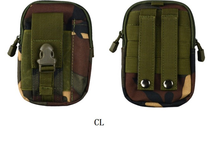 Army Fans Tactical Packpack Bags Molle Shoulder Packbag CL colors