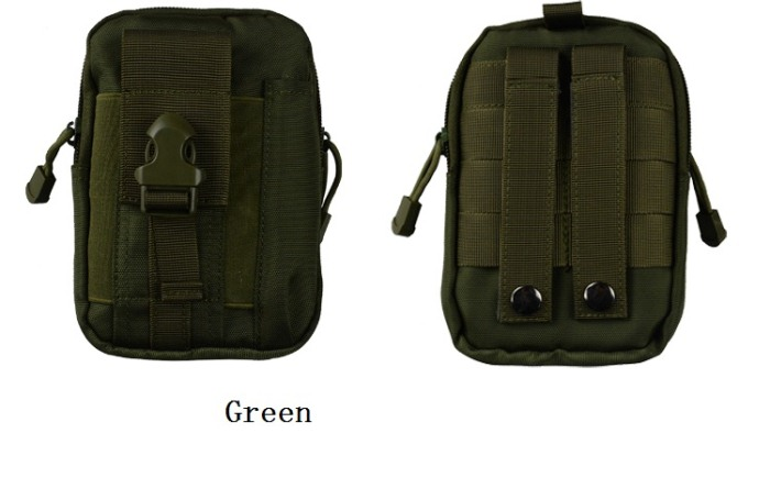 Tactical Football Oxford Packbags Hiking Shoulder Bags Green