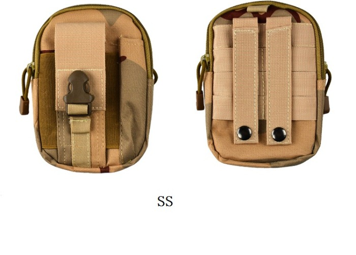 Oxford Meterial Shoulder Bags Airsoft Outdoor Packpack SS