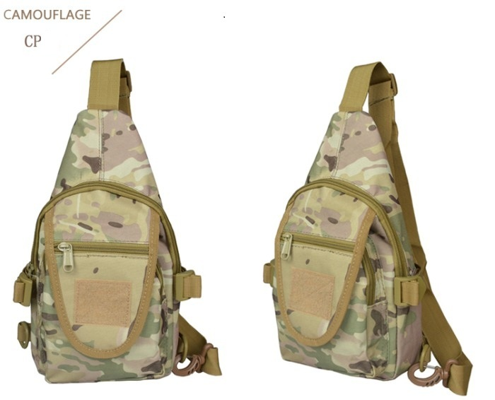 Tactical Travel Packbags Hunting Rucksacks Tan Color