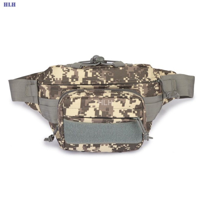 Male Shoulder Bag Tactical Bags Men Outdoor Casual PackBags ACU
