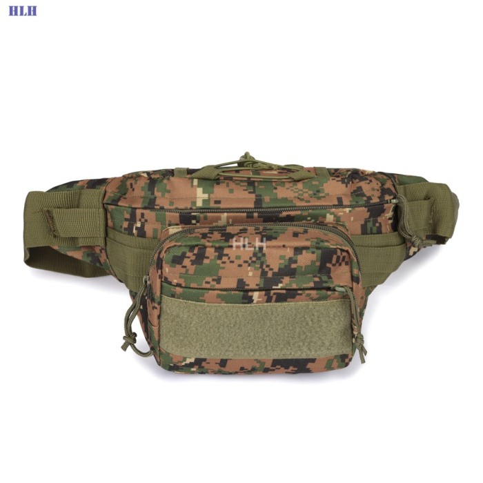 Male Shoulder Bag Tactical Bags Men Outdoor Casual PackBags CLSM