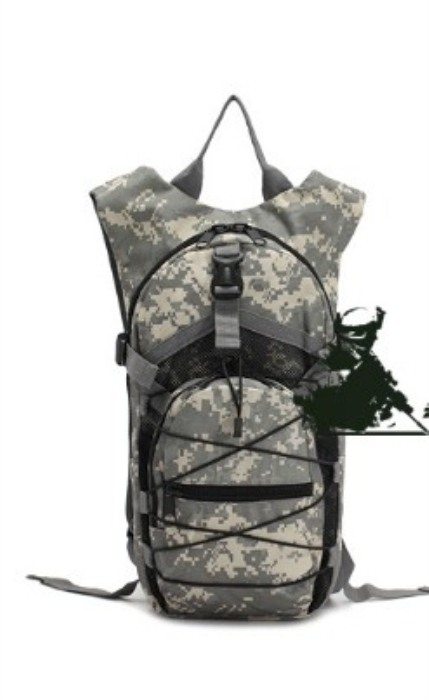 Camouflage Hydration Pack Multifunctional Outdoor Package ACU