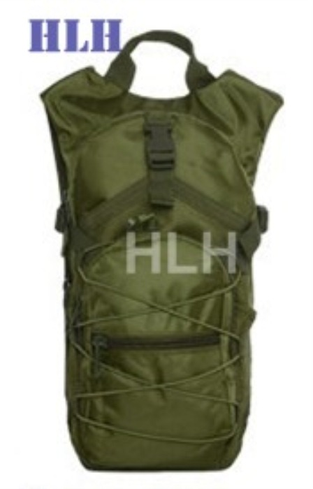 Military Camping Hiking Mountaineering Bag Traveling Bag Green