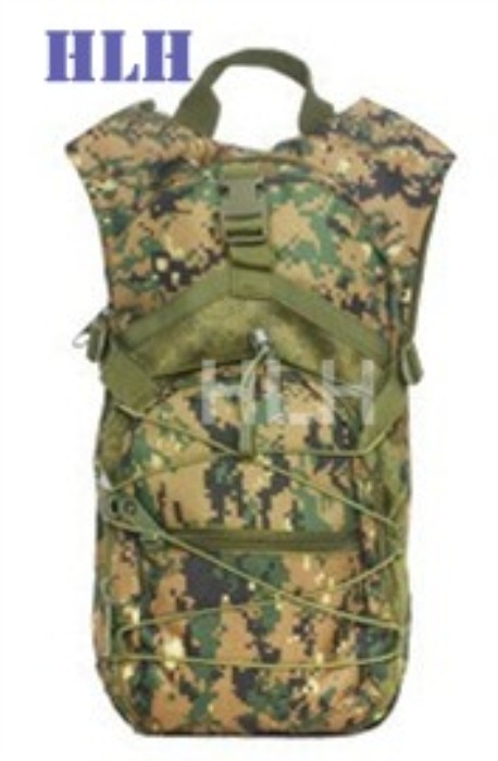 Tactical Airsoft Military Shoulder Packbag Hunting Water Bags CLSM