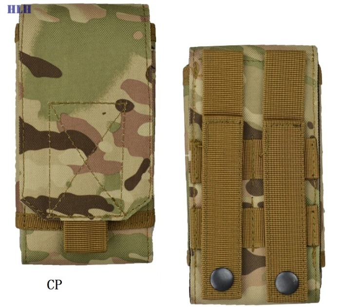 Compat Waist Packs Mini Molle Phone Bags Durable Oxford Phone Bags