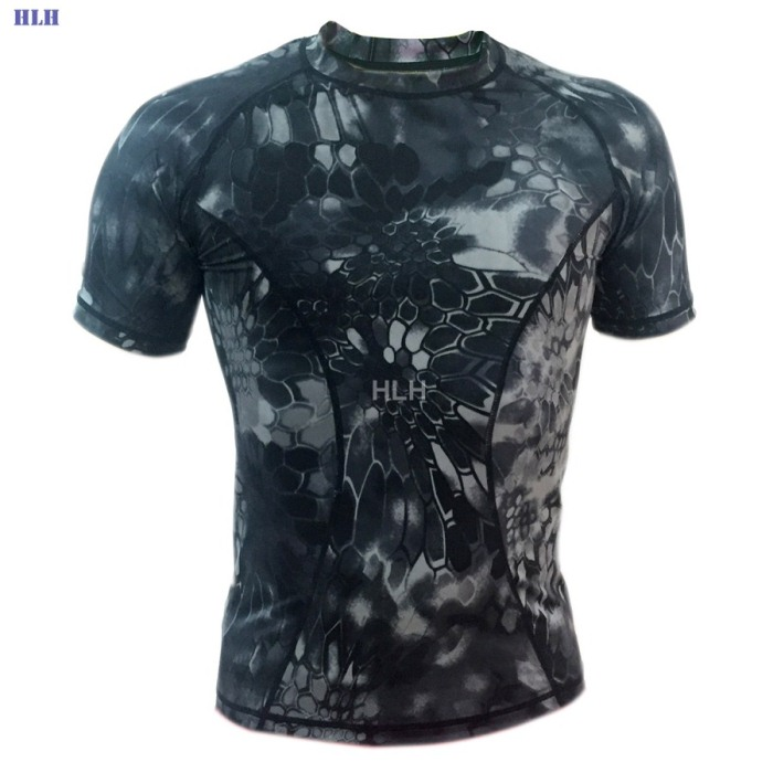 5 Colors Breathable Camouflage Tactical Paintball Airsoft Tees MBK