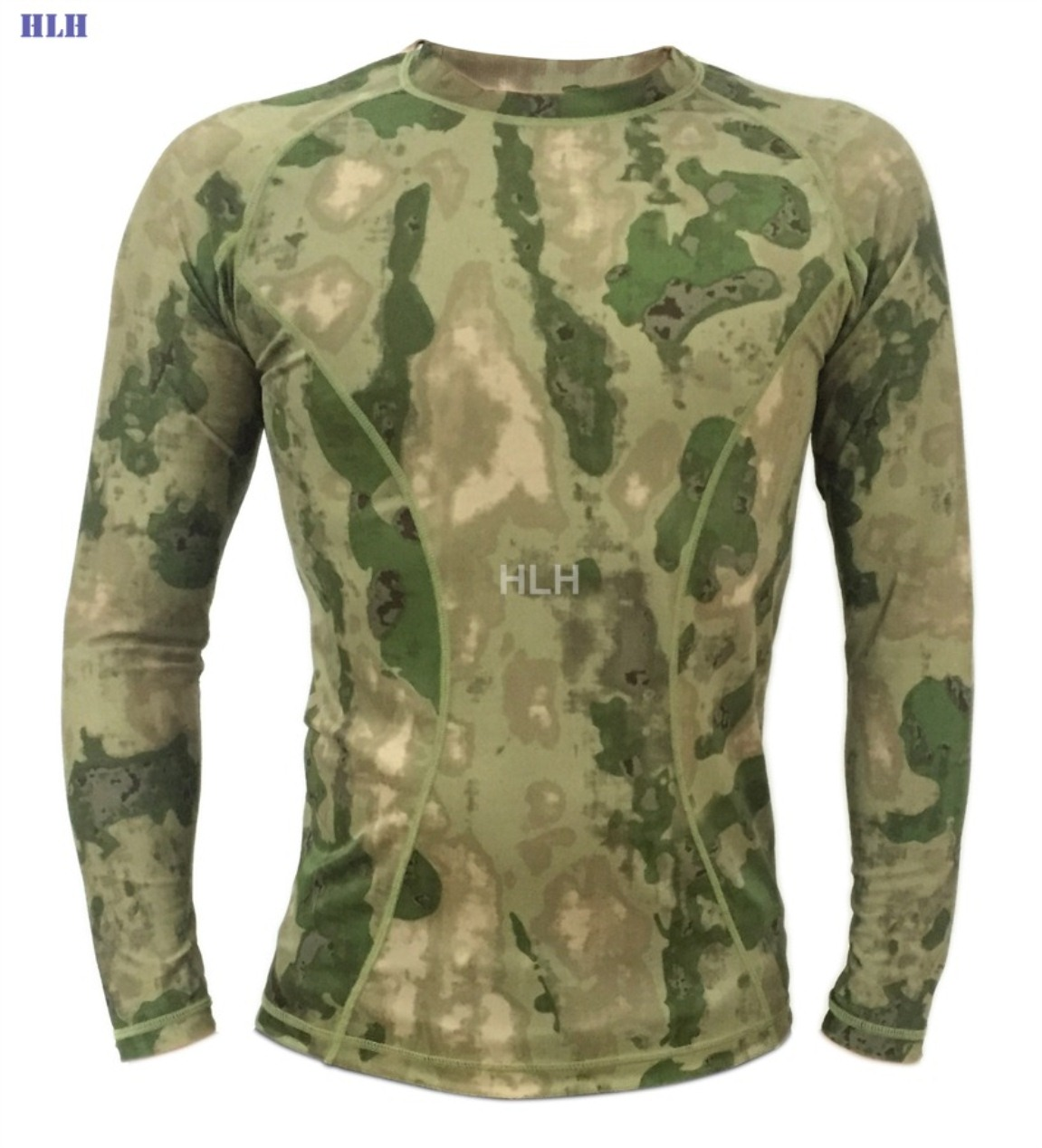 5 Colors Breathable Camouflage Tactical Paintball Long Sleeve XLFG
