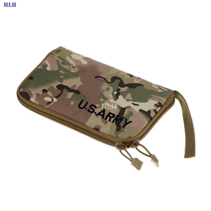 Tactical Multi-function Military Hand Bag Camouflage Holster Bags CP