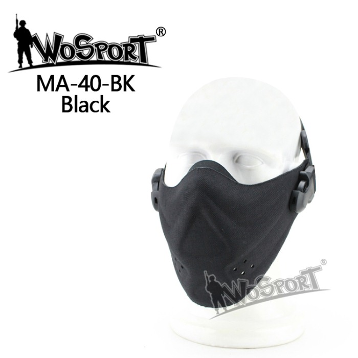 Tactical Outdoor Military Hiking Lightweight Foam Mask