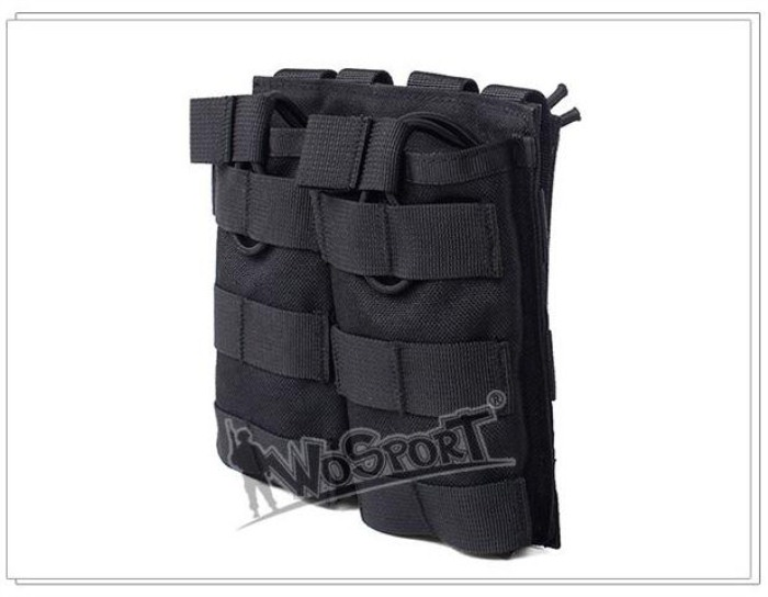 Tactical Double Handbags Military Attachment Waist Bags