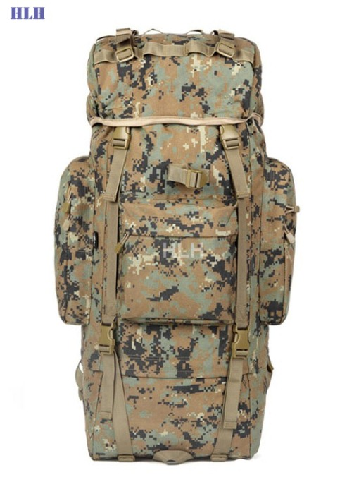 Travel Rucksacks Camping Hiking Trekking Camouflage Bags CLSM