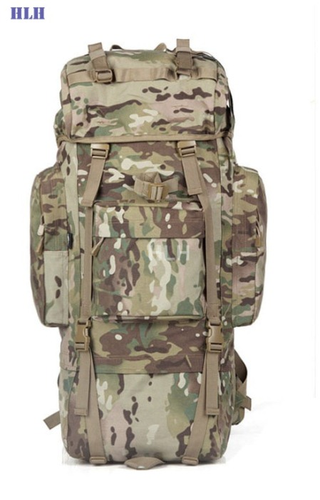 Travel Rucksacks Camping Hiking Trekking Camouflage Bags CP