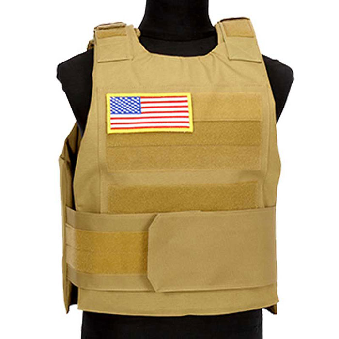 Tactical Military MOLLE Tactical Vest Police Protective Equipment Co